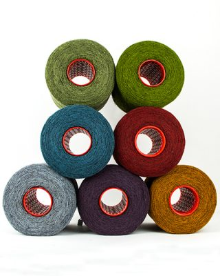 100% British Wool Blends