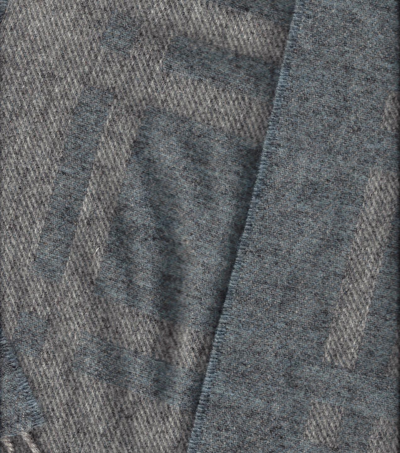 Laura's Loom, Cumbrian Summer Blanket, Ocean, wool, British