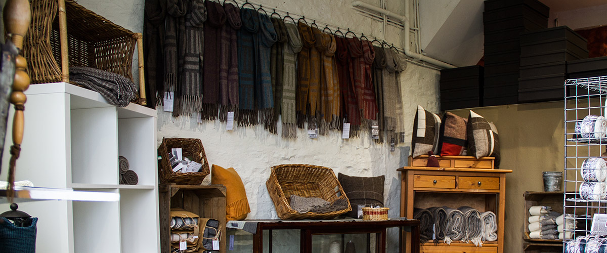 Laura's Loom, Shop Sedbergh
