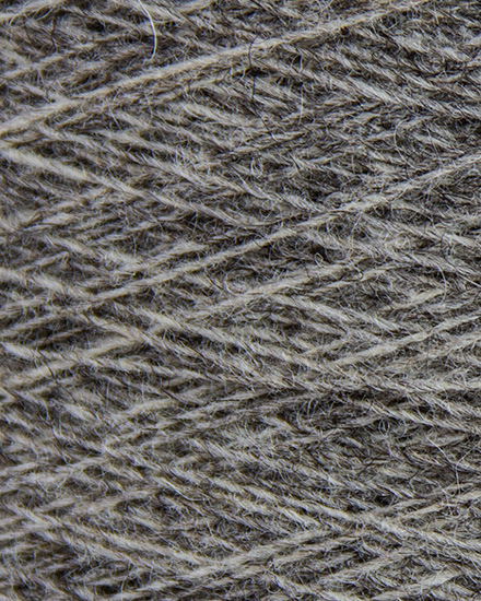 Laura's Loom, Cumbrian Tweed Yarn, Natural Grey