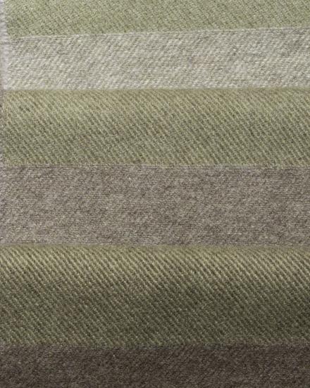 Laura's Loom, Yan Tan, scarf, wool, moss group