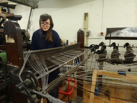 Laura's Loom, preparing the lease