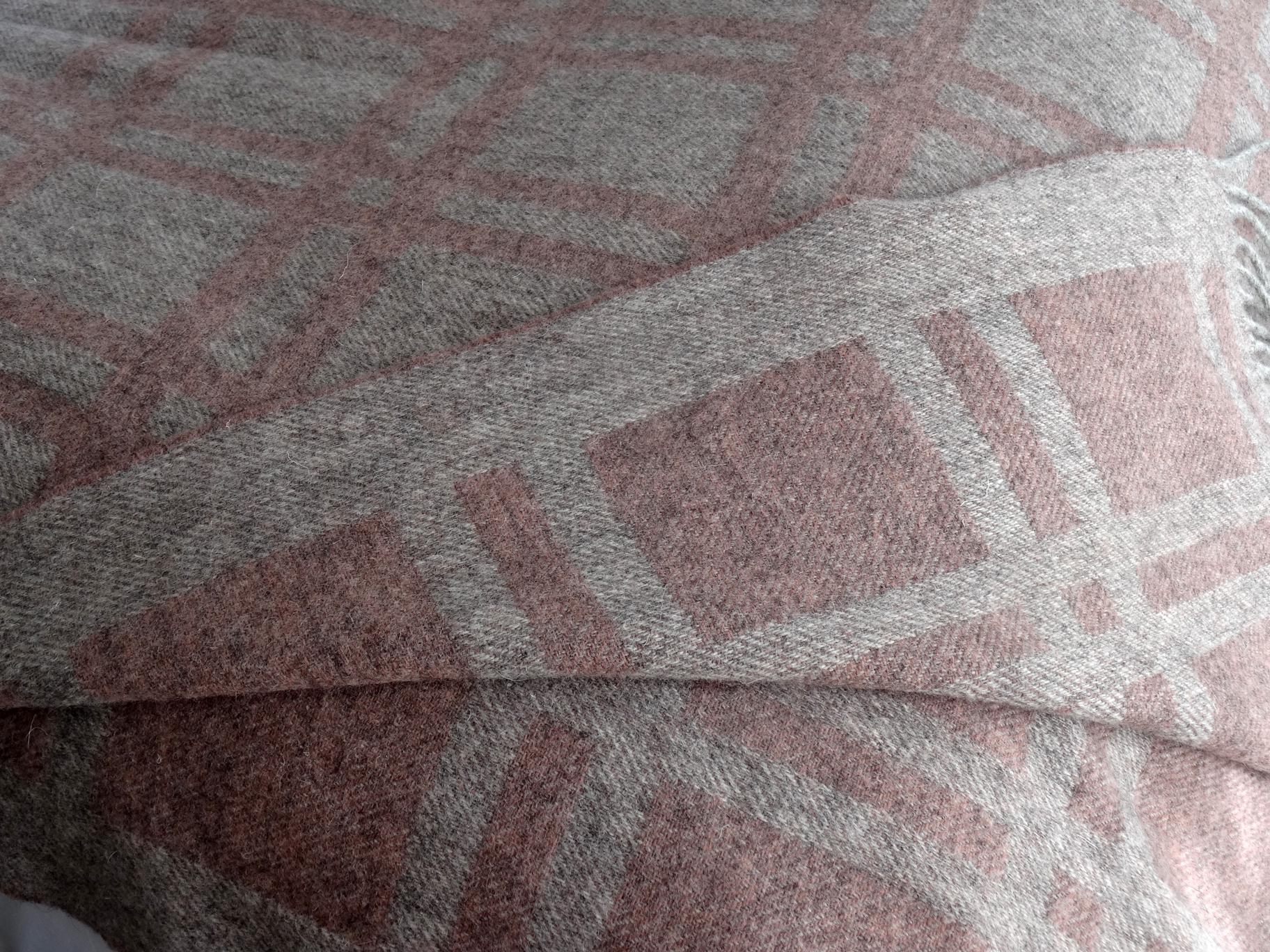 Laura's Loom, sandstone pink