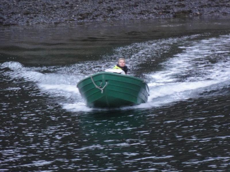 Laura's Loom, Boat, News