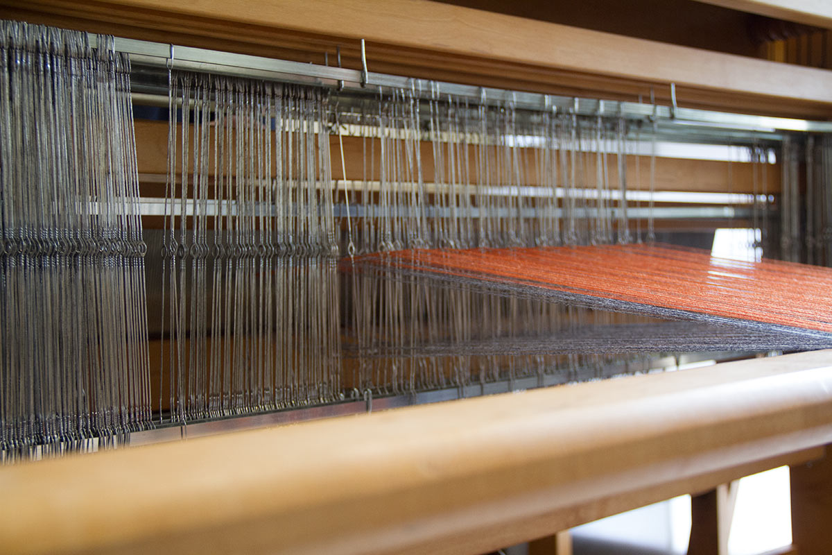 Laura's Loom, Weaving Process, Threads