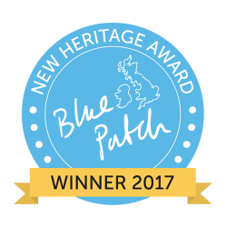 Laura's Loom, New Heritage Award, Blue Patch, business, sustainable