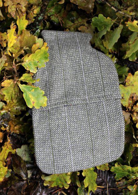 Laura's Loom, hotties, 100% british wool, hot water bottle cover, handmade