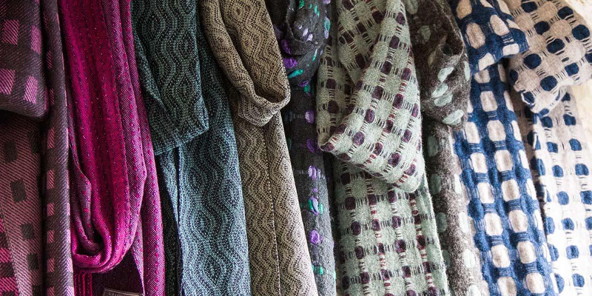Laura's Loom, Bespoke Scarves