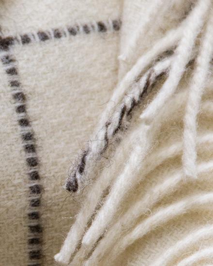 Laura's Loom, Classic Hebridean Throw, Alba