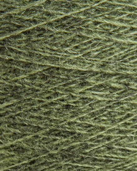 Laura's Loom, Cumbrian Tweed Yarn, Moss