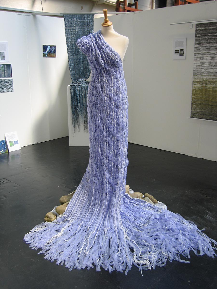 lauras loom dress project