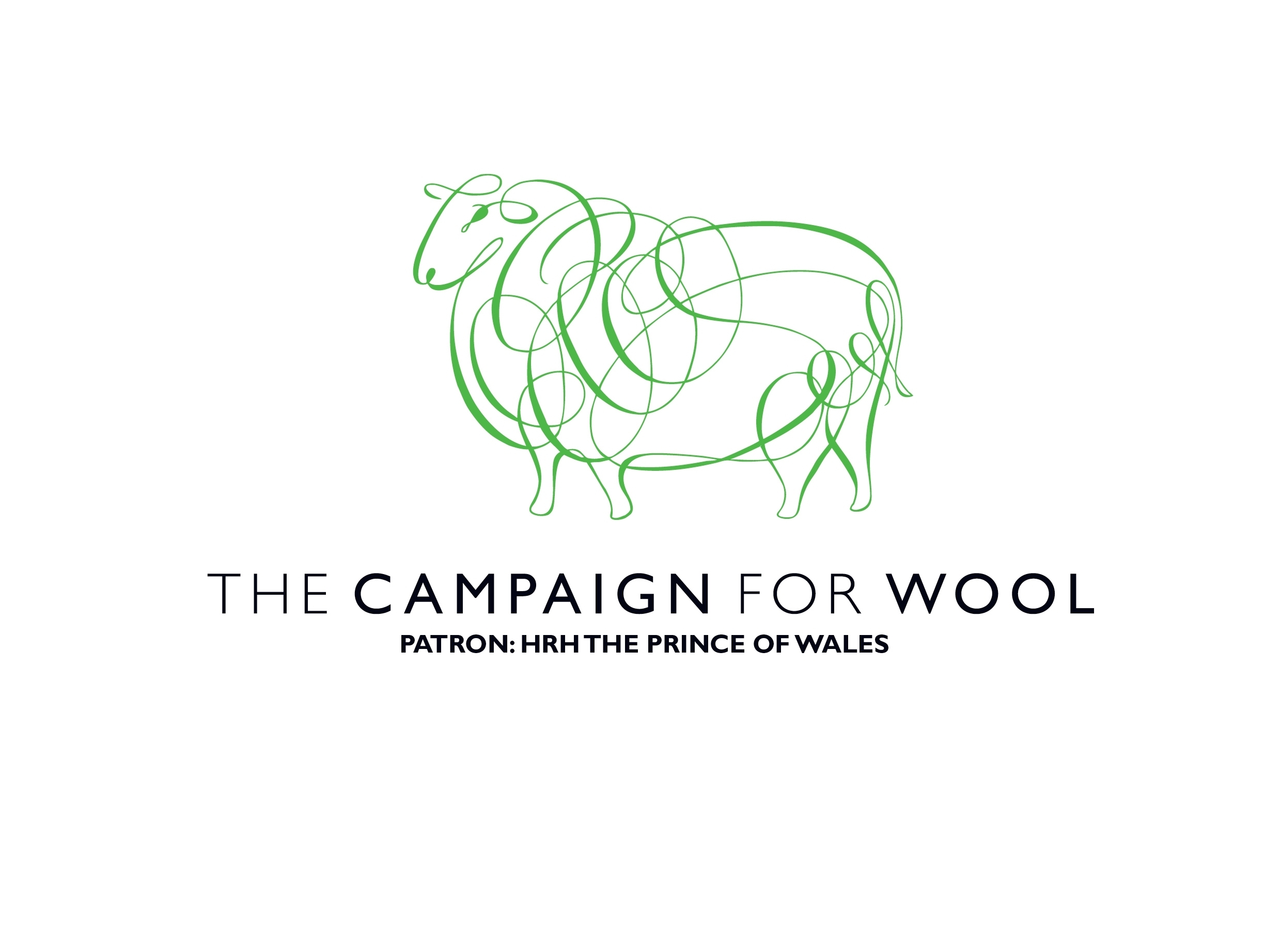 Laura's Loom, British wool, Campaign for Wool Logo