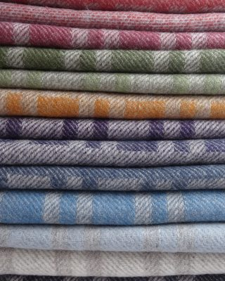 British Wool Scarves
