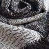Laura's Loom, alpaca, Cumbria, scarf, handwoven