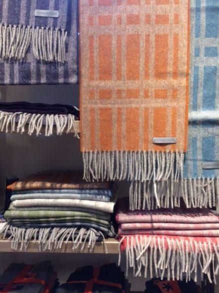 Laura's Loom, 100% wool, British, scarf, wool, Cumbria