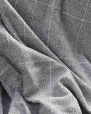 Laura's Loom, Hebridean, wool blanket, St Kilda